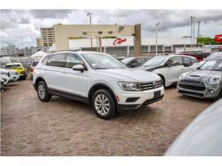 Volkswagen Puerto Rico Volkswagen, Tiguan 2018