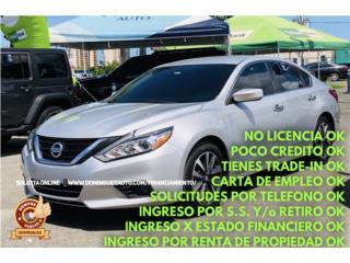 Nissan Puerto Rico Nissan, Altima 2017