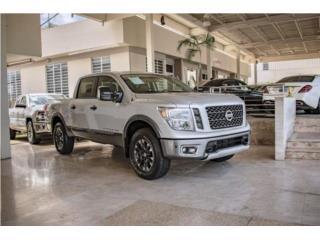 Nissan, Titan 2018  Puerto Rico