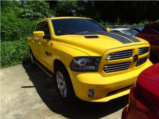 RAM 1500 LARAMIE SPORT CREW CAB 4X4 , RAM Puerto Rico