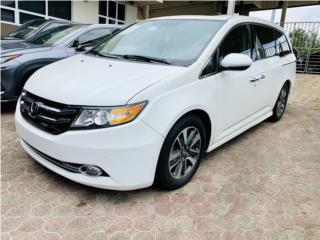 Honda Puerto Rico Honda, Odyssey 2014