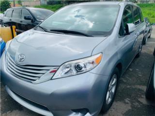 SIENNA LE EQUIPADA! 3 FILAS DE ASIENTOS! , Toyota Puerto Rico