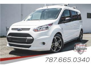 Ford Puerto Rico Ford, Transit Passenger Van 2017