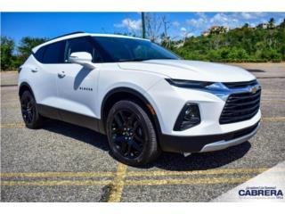 Chevrolet, Blazer 2019, Impala Puerto Rico