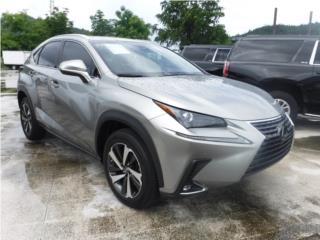 Lexus, NX 2019, Lexus Puerto Rico