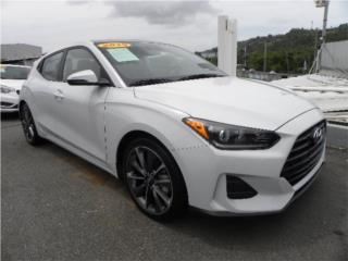 HYUNDAI VELOSTER TURBO 2019 THUNDER GRAY! , Hyundai Puerto Rico
