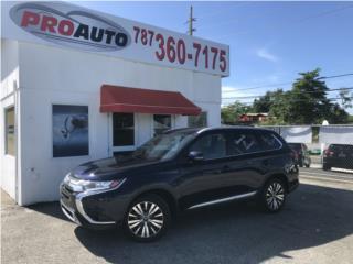 Mitsubishi, Outlander 2019, Scion Puerto Rico