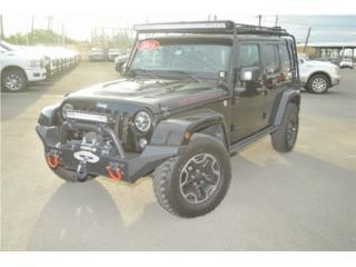 JEEP WRANGLER UNLIMITED SPORT 2012 4X4 LLAMA! , Jeep Puerto Rico