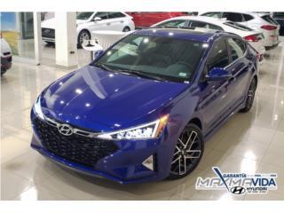 Hyundai, Elantra 2019, Tucson Puerto Rico
