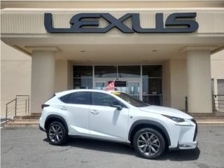 Lexus Puerto Rico Lexus, NX 2016