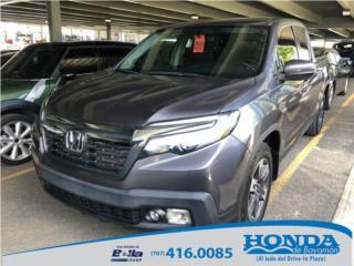 Honda Puerto Rico Honda, Ridgeline 2017