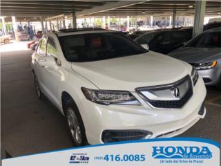 MDX EQUIPADA!  , Acura Puerto Rico