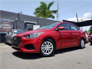 Hyundai, Accent 2019, Palisade Puerto Rico
