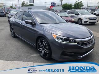 HONDA ACCORD SPORT 2016 , Honda Puerto Rico