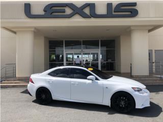 Lexus Puerto Rico Lexus, Lexus IS 2015