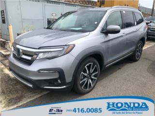 HONDA PASSPORT EX-L 2019 , Honda Puerto Rico