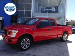 FORD F-150 XLT CREW CAB 2018 , Ford Puerto Rico