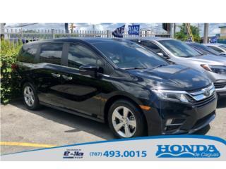 Honda, Odyssey 2018, Civic Puerto Rico
