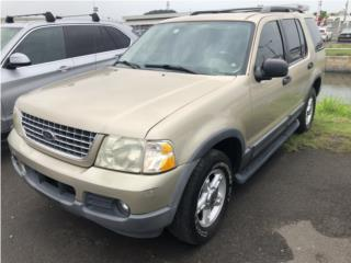 Ford Puerto Rico Ford, Explorer 1993