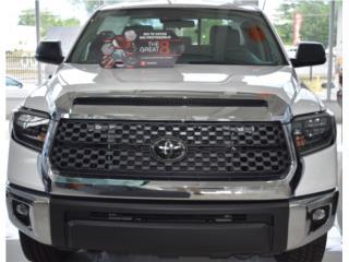 Toyota, Tundra 2019, Yaris Puerto Rico
