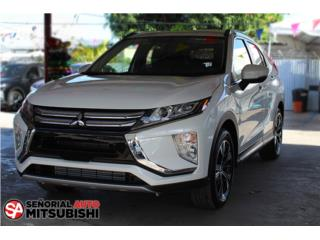 Mitsubishi, Eclipse Cross 2019, Hyundai Puerto Rico