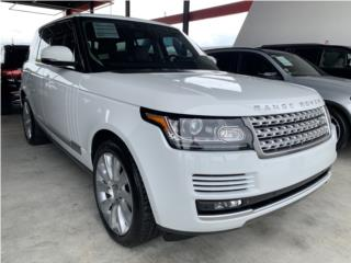 Range Rover HSE P525 5.0L sSuper Charged , LandRover Puerto Rico