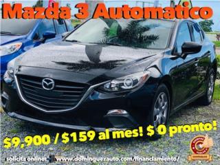 Mazda Puerto Rico Mazda, Mazda 3 2015