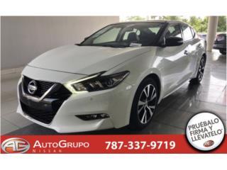 Nissan, Maxima 2019, NV de Carga Puerto Rico