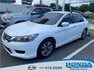 Honda Puerto Rico Honda, Accord 2014