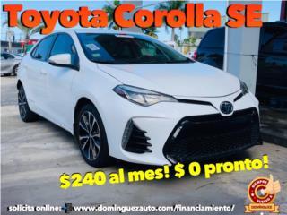 Toyota, Corolla 2017, Mazda Puerto Rico