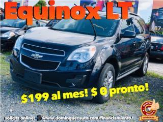 Chevrolet Puerto Rico Chevrolet, Equinox 2015