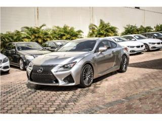 Lexus, Lexus RC 2019, NX Puerto Rico