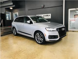 Audi Puerto Rico Audi, Audi Q7 2017