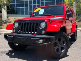 JEEP WRANGLER UNLIMITED 2013 , Jeep Puerto Rico