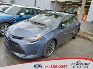 Toyota, Corolla 2017, Ford Puerto Rico