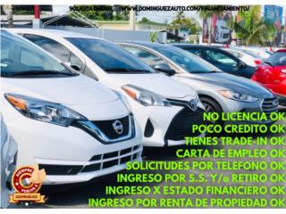 2019 Nissan Versa Note SV  , Nissan Puerto Rico