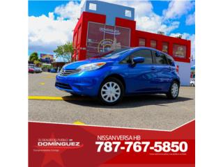 Nissan, Versa 2018  Puerto Rico