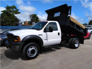 2007 FORD F 550 BUCKET 4X4 DIESEL , Ford Puerto Rico