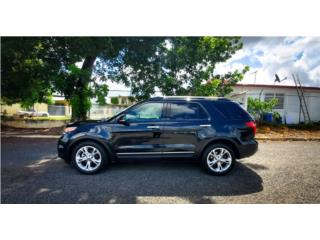 Ford Puerto Rico Ford, Explorer 2013