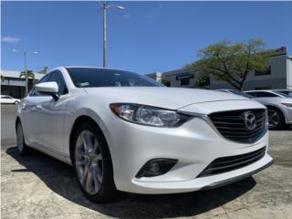 Mazda Puerto Rico Mazda, Mazda 6 2014