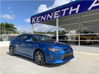 Scion Puerto Rico Scion, Tc 2016