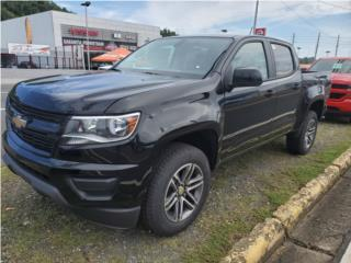 Chevrolet, Colorado 2020, Colorado Puerto Rico