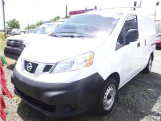 Nissan Puerto Rico Nissan, NV de Carga 2016