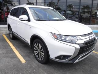 Mitsubishi, Outlander 2019, Chevrolet Puerto Rico