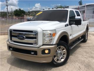 Ford Puerto Rico Ford, F-250 Pick Up 2011