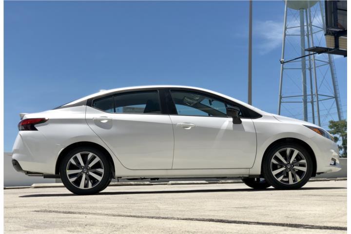 Nissan Versa 2020 YA DISPONIBLE