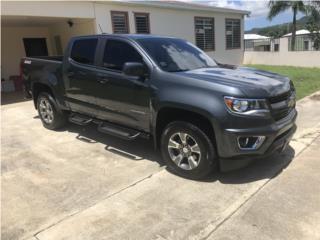 Chevrolet, Colorado 2017  Puerto Rico