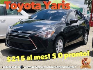 Toyota Yaris 2013 , Toyota Puerto Rico
