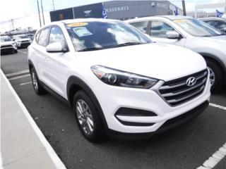 Hyundai Puerto Rico Hyundai, Tucson 2017