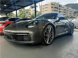 Porsche Puerto Rico Porsche, Carrera  2020